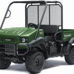 Kawasaki Mule 4100
